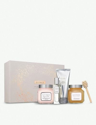 Laura Mercier Luxe Indulgences Ambre Vanille Luxe Body Collection