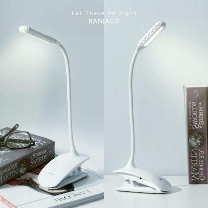 Raniaco Clip-On Reading Light