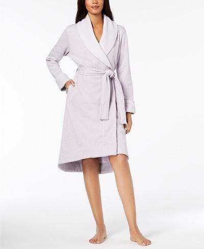 UGG® Duffield II Wrap Robe in Lavender Aura Heather