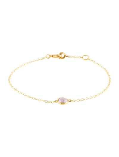 Ippolita 18K Amethyst Lollipop Bracelet