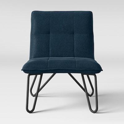 Plenrith Hairpin Base Slipper Chair