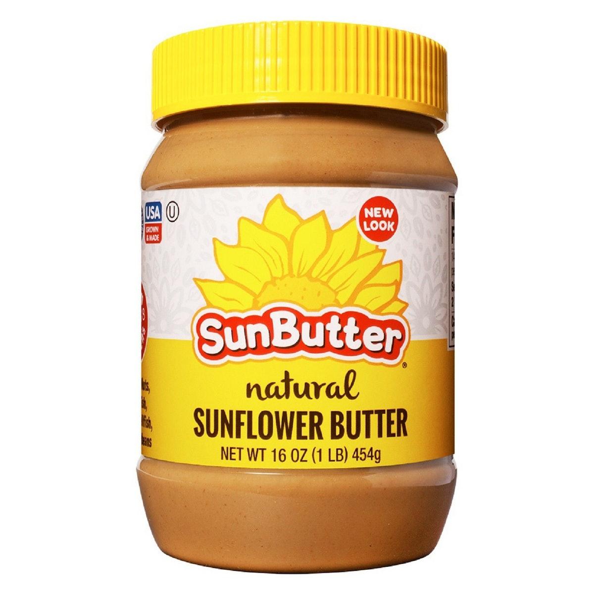 SunButter Natural Creamy Sunflower Butter
