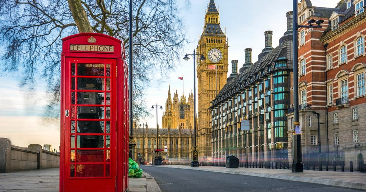 Travel Experts Say This Is The Best Time Of Year To Visit London