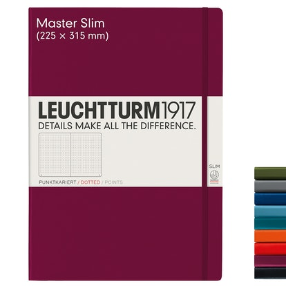 Notebook Master Slim (A4+), Hardcover