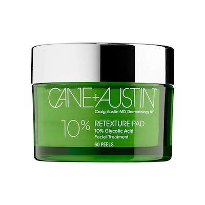 Retexture Pad 10% Glycolic Facial Treatment