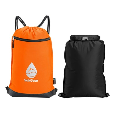 Sak Gear Drawstring Cinch Bag