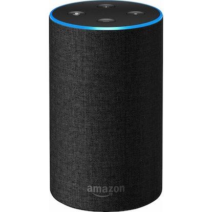 Echo (2nd Generation) Smart Speaker with Alexa