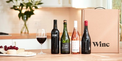 Monthly Wine Subscription Box