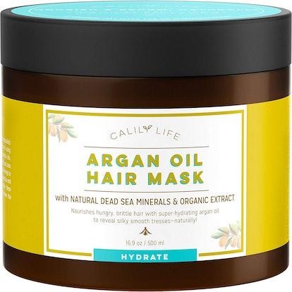 Calily Life Organic Argan Oil Hair Mask