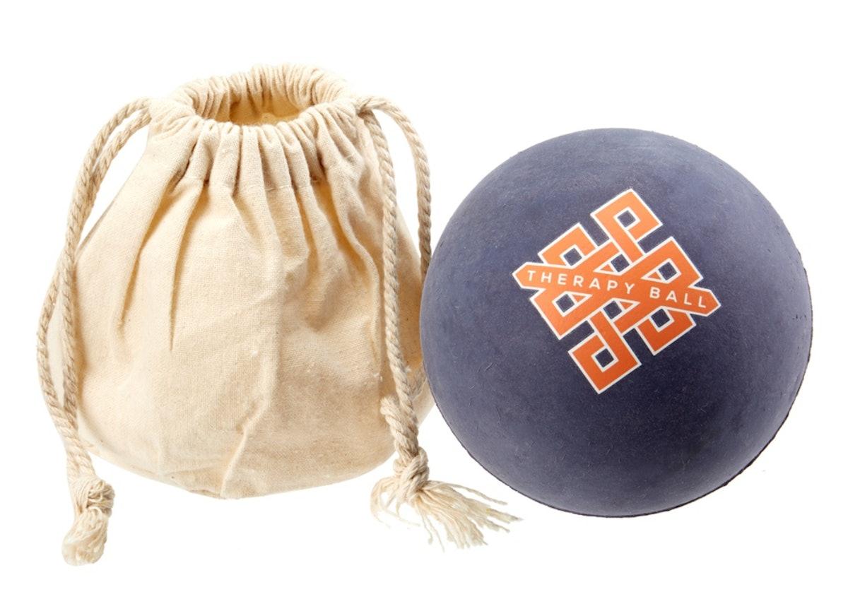 Everyday Yoga 3.5 Inch Yoga Massage Therapy Ball