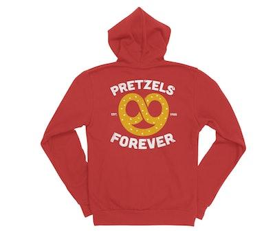 Pretzels Forever Hoody