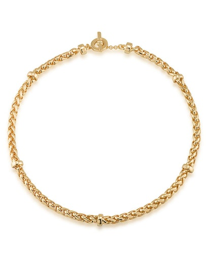 "Ralph Lauren Chain Necklace 18"""