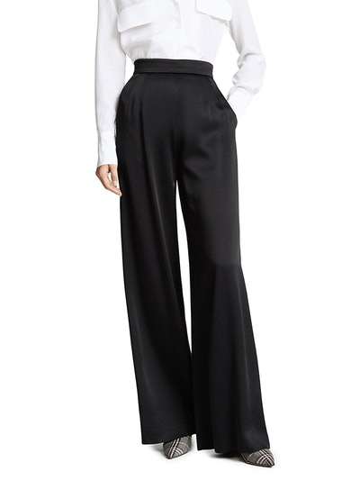 Domino Wide Flowing Trousers