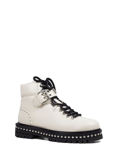 Lenora Leather Mountain Boots