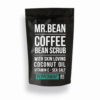 Mr. Bean Peppermint Coffee Scrub