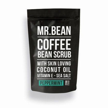 Mr. Bean Peppermint Coffee Scrub