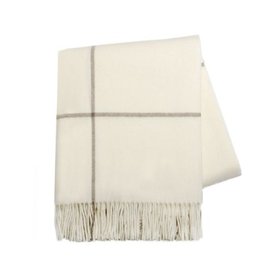 Italian Cashmere Throw