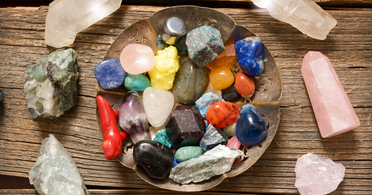 11 Unexpected Ways To Use Crystals For Healing — Instead Of Just ...