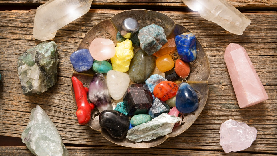 11 Unexpected Ways To Use Crystals For Healing — Instead Of