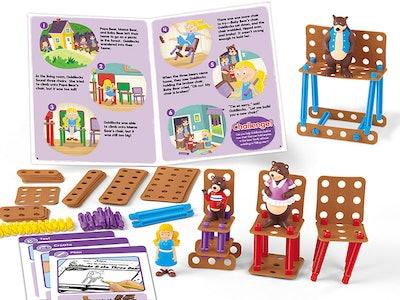Goldilocks & The Three Bears Problem Solving STEM Kit