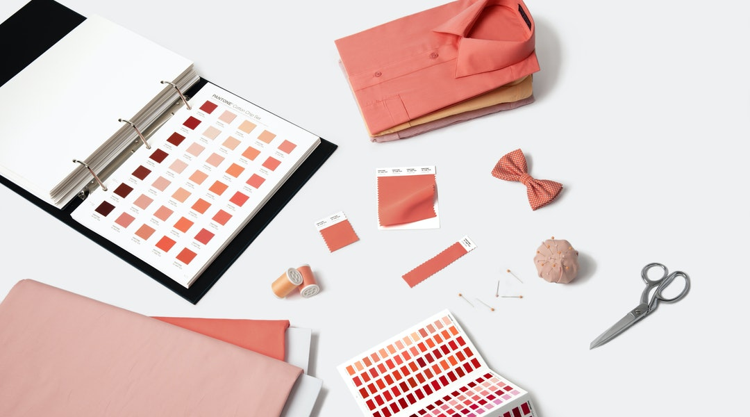 Pantone's 2019 Color Of The Year Is Living Coral — Here's