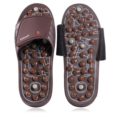BYRIVER Acupressure Foot Massage Sandals