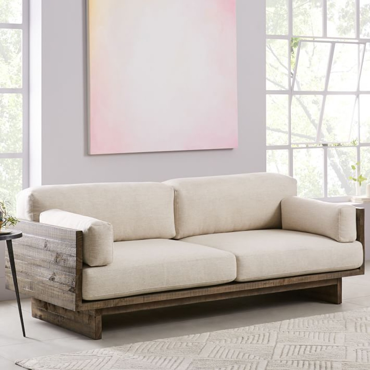 Emmerson Reclaimed Wood Sofa