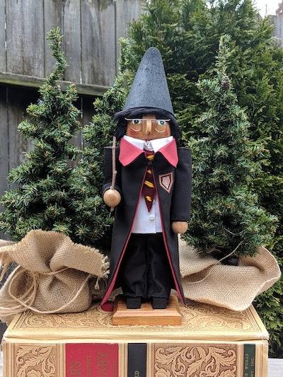 Harry Potter Inspired Nutcracker