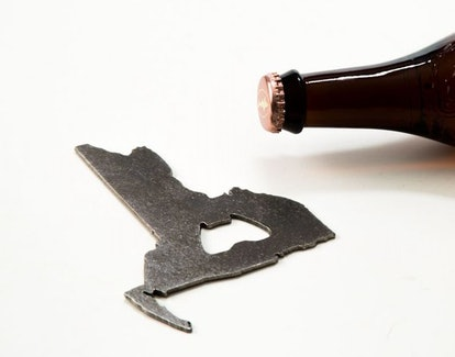 State Steel Metal Bottle Opener