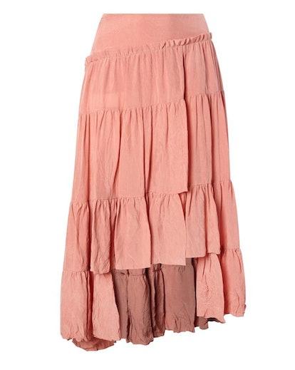 3.1 Phillip Lim Full Gathered Skirt
