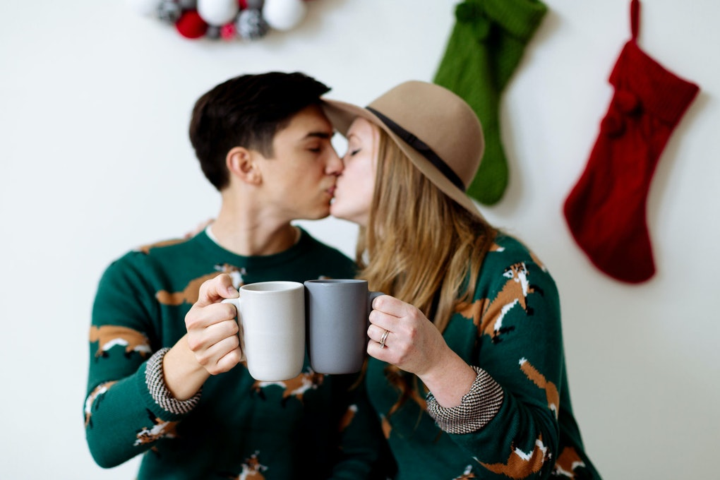 7 Christmas Card Ideas For Couples That Dont Totally Suck