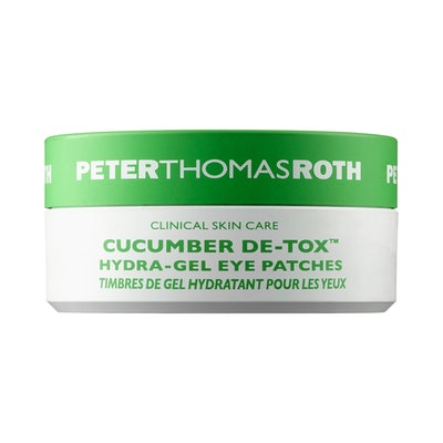 Cucumber De-Tox HydraGel Eye Patches