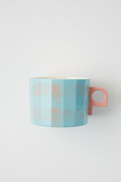 Limited Edition Cup Mint Blue