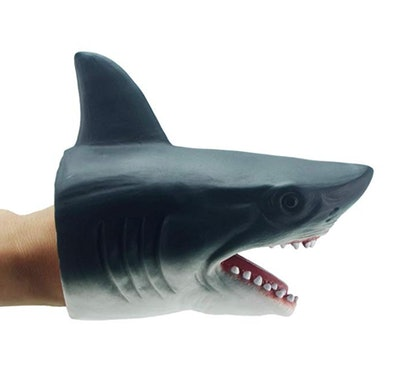 White Shark Hand Puppet