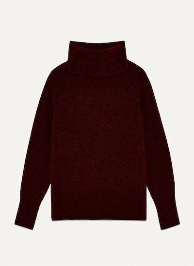 Plutarch Alpaca-Blend Sweater
