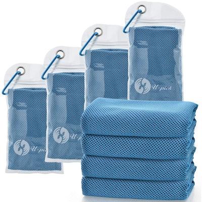 U-Pick Cooling Towels (4 Pack)