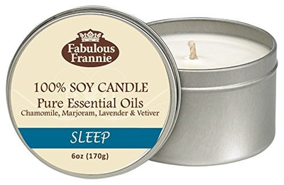 Sleep Soy Tin Candle