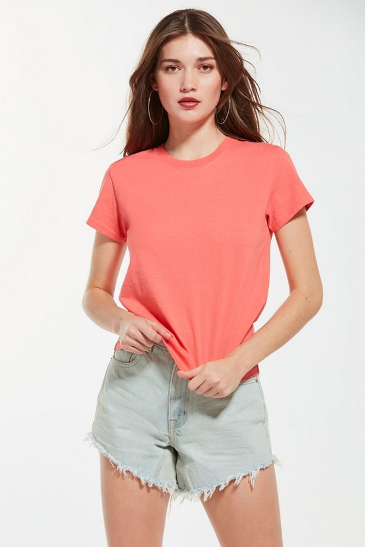 UO The Little Brother Crew-Neck Tee