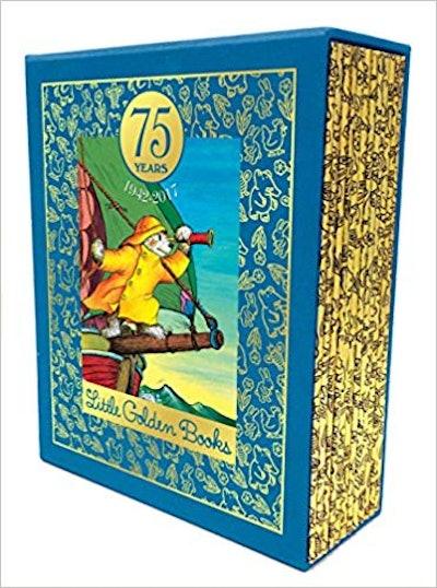75 Years Of Little Golden Books