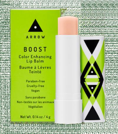 ARROW BOOST Color Enhancing Lip Balm - Blush Hour