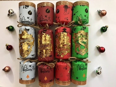 Harry Potter Christmas Crackers