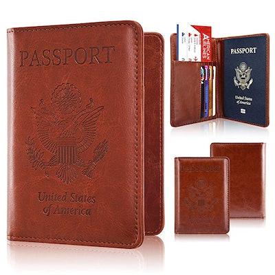 ACDream Passport Holder Case And RFID Blocking Wallet