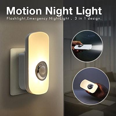 Sensky Motion Night Light