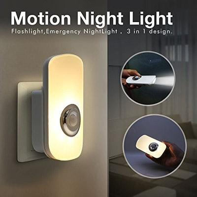 Sensky Motion Night Light