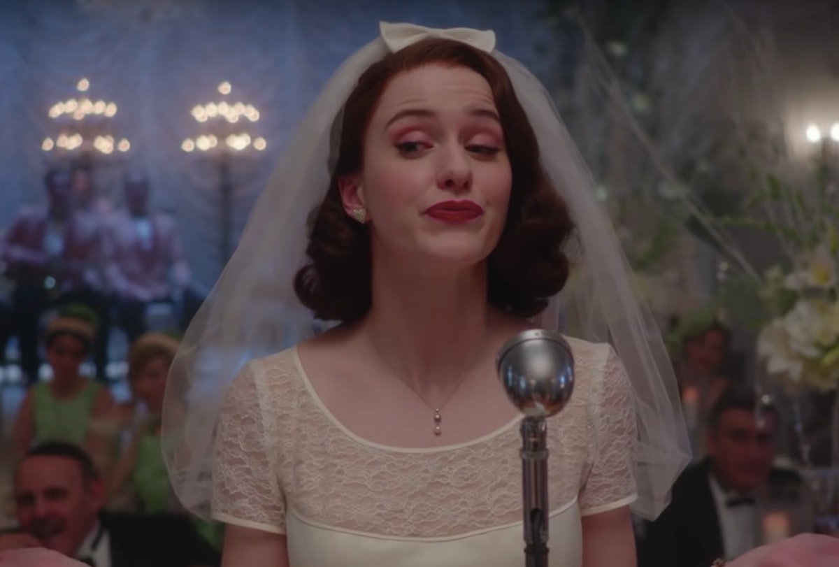 'The Marvelous Mrs. Maisel's' 2019 Golden Globe Nominations Will Make Fans So Excited