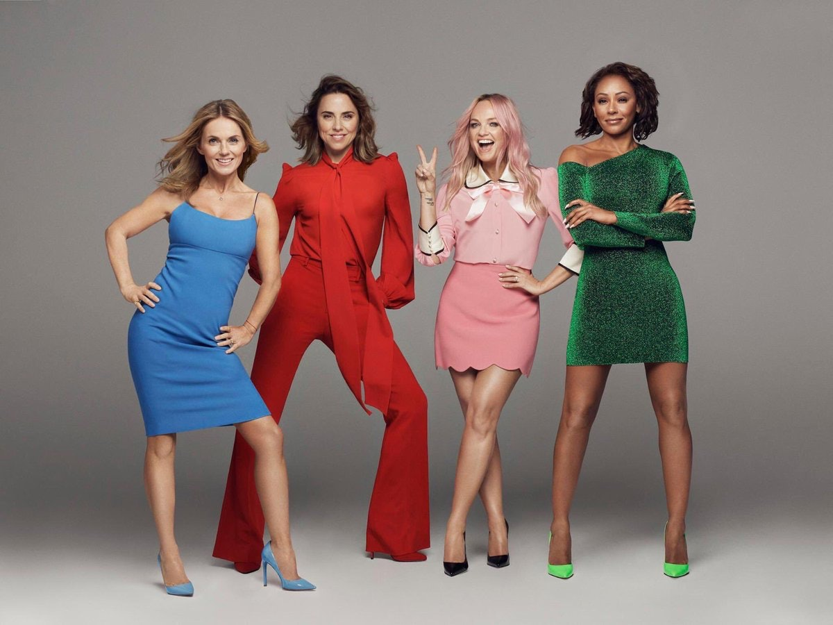 Will The Spice Girls Headline Glastonbury 2019? Rumours Are Swirling About The Band's Reunion