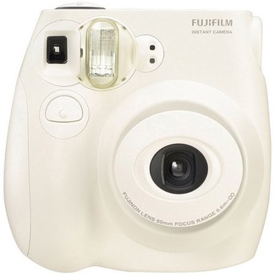 Fujifilm Instax Mini 7S Instant Camera (with 10-pack film)