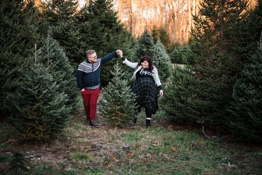 7 Christmas Card Ideas For Couples That Don T Totally Suck