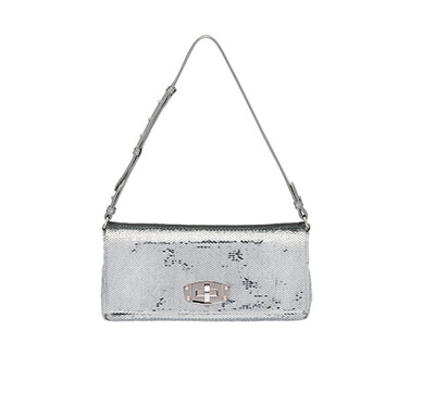 Sequin Shoulder Bag