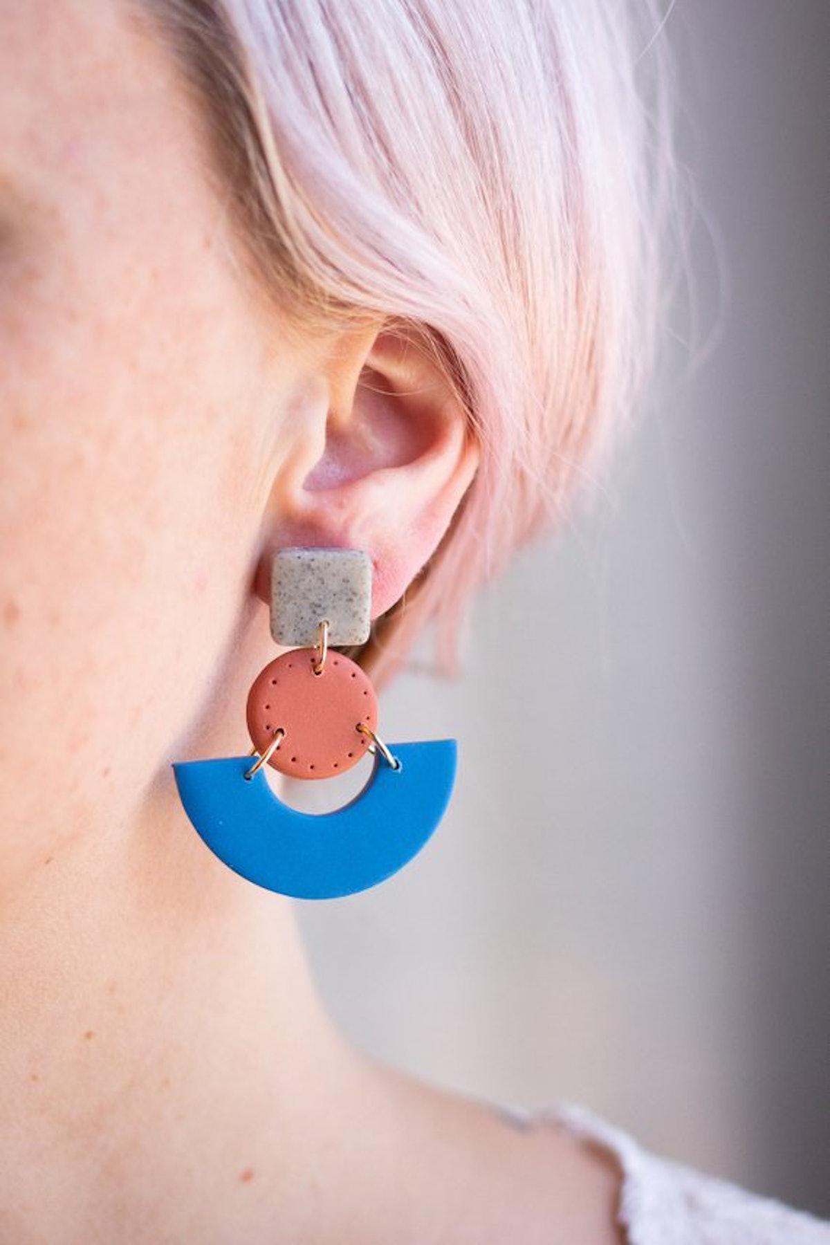 SKOL Statement Earrings